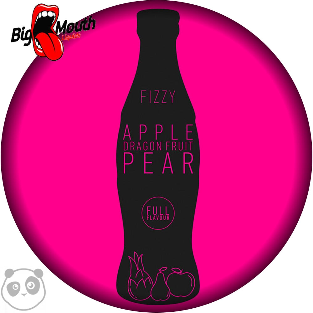 Big Mouth Apple Dragonfruit Pear Aroma