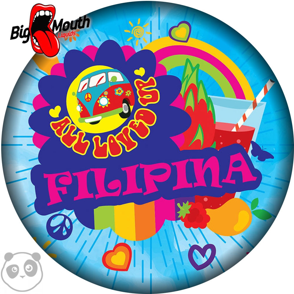 Big Mouth Filipina Aroma