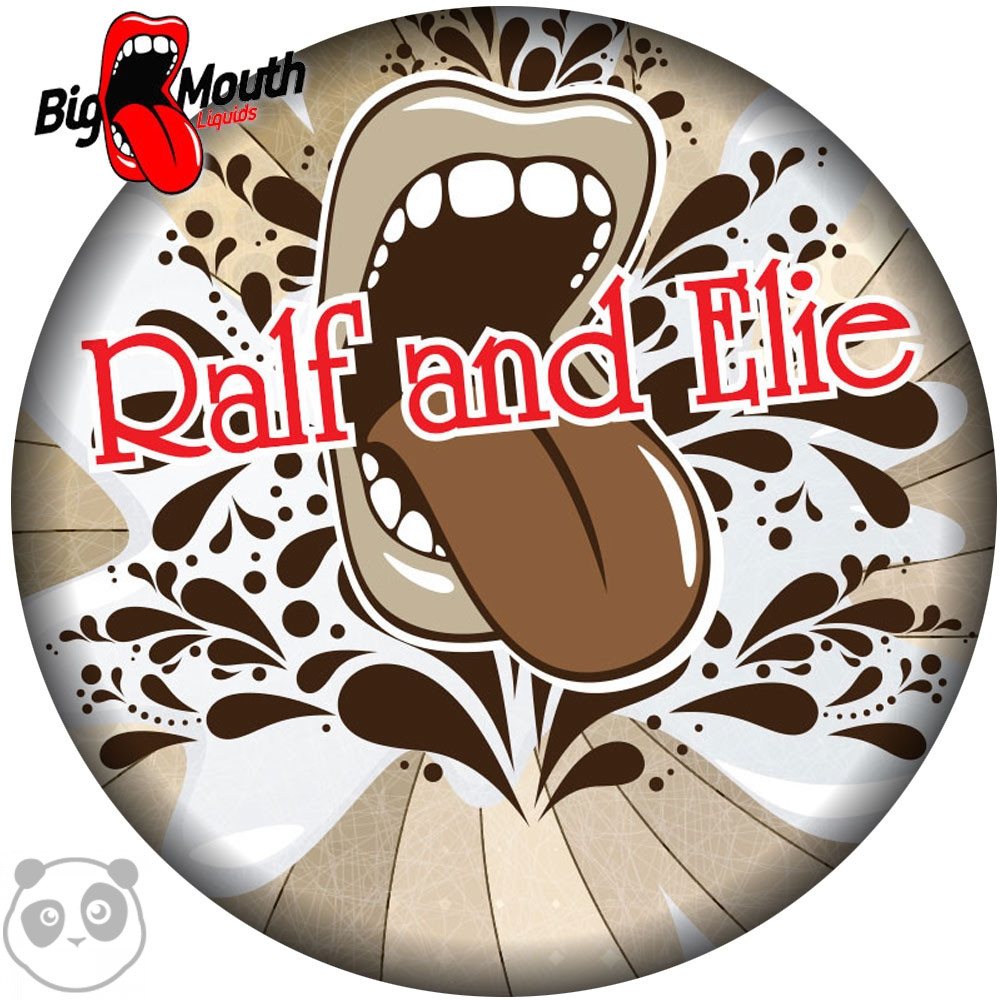 Big Mouth Ralf and Ellie Aroma