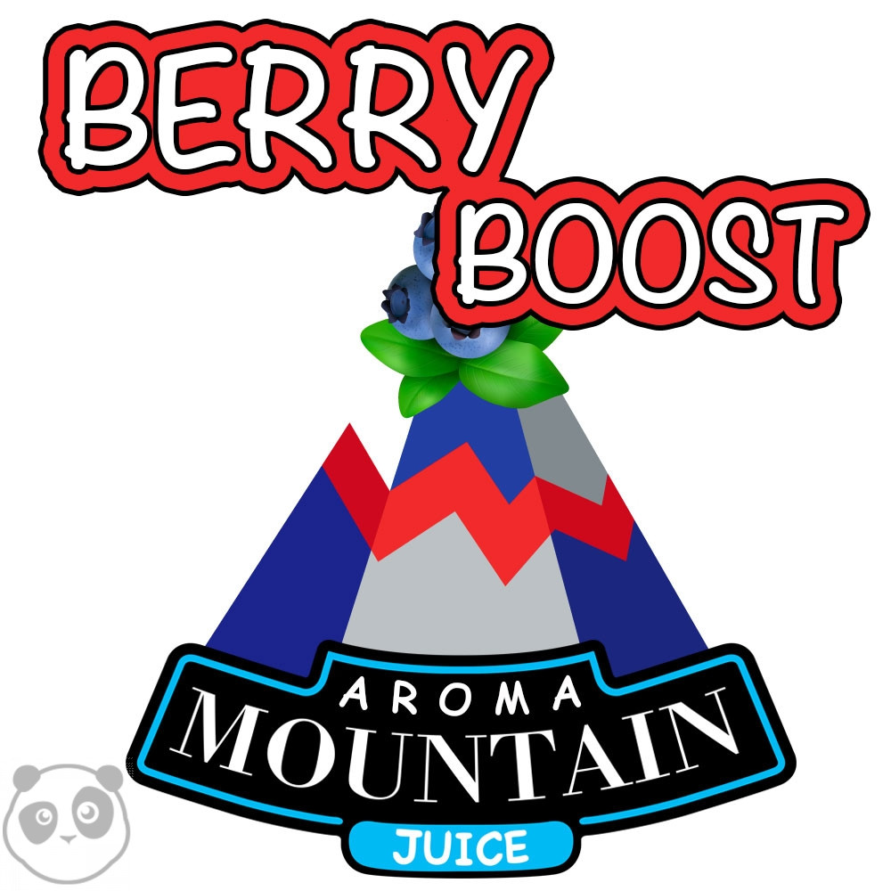 Mountain Juice Boost Berry Aroma