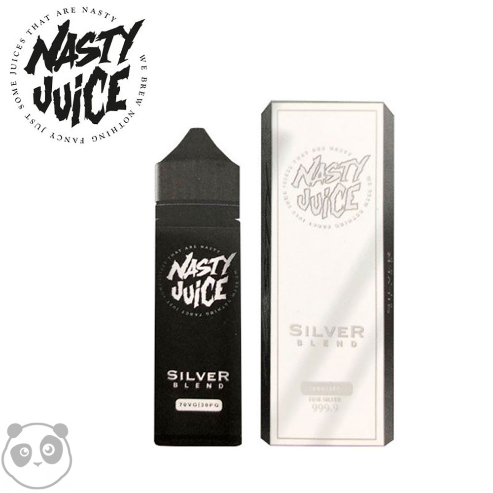 Nasty Juice Silver Blend - 50ml