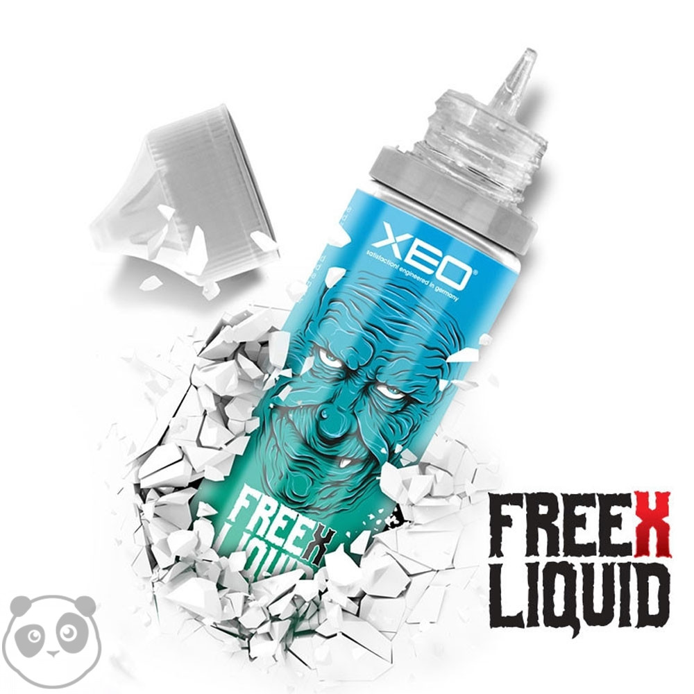 XEO FreeX Wicked Walter (Heisenberg) - 50ml
