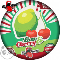 Big Mouth Lime and Cherry Aroma