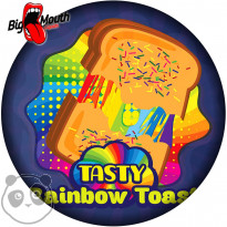 Big Mouth Rainbow Toast Aroma