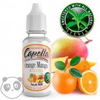 Orange Mango with Stevia Aroma