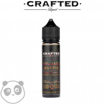 Crafted Bulls Eye Series Rhubarb Muffin - 40ml