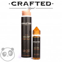 Crafted Premium Liquids The Golden Chocolate - 40ml