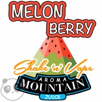Melon Berry Shake n Vape Kit